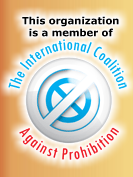 The International Coalition Against Prohibition member